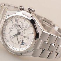 江诗丹顿  (Vacheron Constantin) Overseas Dual Time 42mm Mens Watch