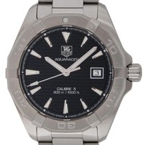TAG Heuer : Aquaracer :  WAY2110.BA0910 :  Stainless Steel