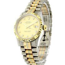 Rolex Used 68279_chmap_stick Mid Size Tridor President with...