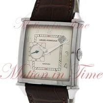 Girard Perregaux Vintage 1945 Date & Small Seconds, Silver...