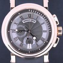 Breguet Marine Chronograph Pink Gold, Full Set 2012 Mint...