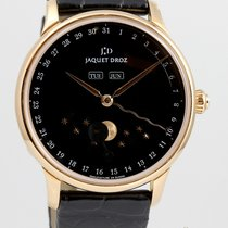 Ζακέ Ντροζ (Jaquet-Droz) Jaquet-Droz The Eclipse Black Enamel...