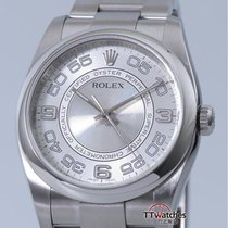 勞力士 (Rolex) Oyster Perpetual 116000 Rehaut Engraved Box Papers