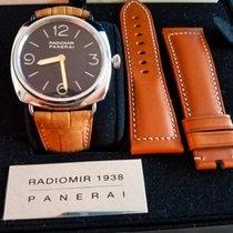 Panerai PAM00232 PAM 232 - Radiomir 1938 in Steel 47mm -...