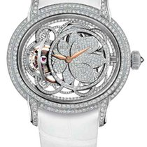 Audemars Piguet Millenary Tourbillon 18K White Gold &...