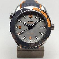 Omega Planet Ocean 600 M Titanium Co-Axial Automatic 43.5mm
