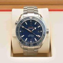 Omega Seamaster Planet Ocean Liquidmetal Blue 45,5mm