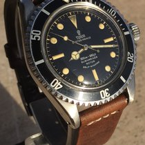 Tudor Submariner 7928 Gilt Chapter Ring PCG