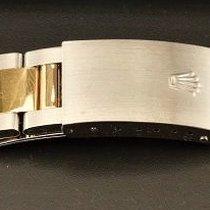 Rolex 18K Gold Stainless Steel Oyster Bracelet