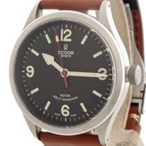 Tudor Heritage Ranger Automatic Men's Leather Watch
