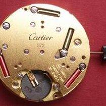 Cartier 372 Chonograph- Quarzuhrwerk Fenster bei der 4 Werk...