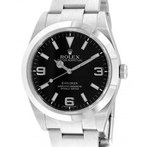 Rolex Explorer I 214270 Steel, 39mm