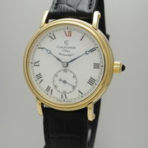 瑞宝 (Chronoswiss) Orea 1261 / 37mm Herren -Gold 18k/750