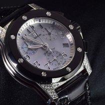 Meyers Lady Beach Chrono-Ladies Wristwatch-with diamonds