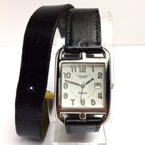 Hermès Cape Cod Pm Unisex Watch W/ 17 Inches Long Double Tour...