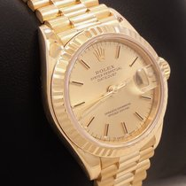 Rolex President 69178 18k Yellow Gold Stick Dial 69178 Ladies...