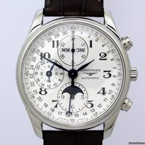 Longines Master Collection Moonphase 40,00 mm L2.673.4.78.3