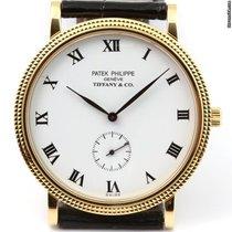 Patek Philippe 3919J Tiffany & Co. Calatrava Watch
