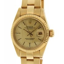 Rolex Datejust Lady 6917/8 In Yellow Gold, 26mm