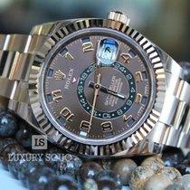Rolex Oyster Perpetual Sky-Dweller 42mm 18K Everose gold