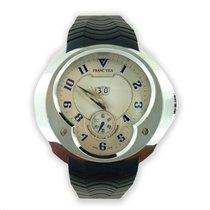 Franc Vila Esprit Unique Stainless Steel Rubber Men's Watch