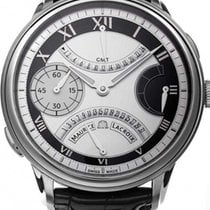 Maurice Lacroix Masterpiece Double Retrograde GMT