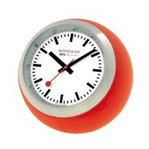 Mondaine Desk Clock Globe Quartz 60mm WALL CLOCK A660.30335.16SBC