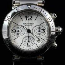 Cartier Pasha Chrono Seatimer 42 Automatik Neu Manufaktur