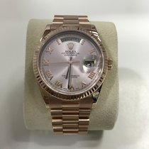 Rolex Day-Date 36mm Pink Dial