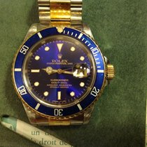 롤렉스 (Rolex) Submariner Date Ref: 16672 - Unisex Wristwatch -...