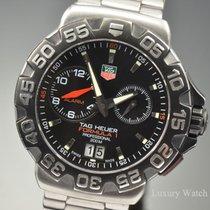 TAG Heuer Formula 1 Alarm Professional 200M Quartz SS 41MM...