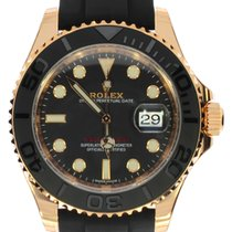 Rolex Yacht master 40MM Rose Gold 116655
