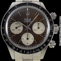 Rolex Tropical Daytona 6263 Steel Chocolate Brown Dial