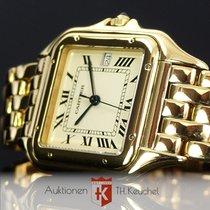 Cartier Panthere Date Gelb Gold 18K Zertifikat Unisex 104,6 gr