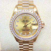 Rolex Lady-Datejust 69138 - Serviced By Rolex