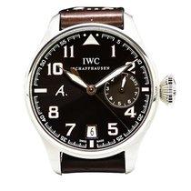 IWC IW500422 Big Pilot Antoine De Saint Exupery in Steel - on...