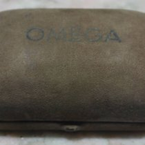 Omega rare vintage watch box brown for ladyes watches