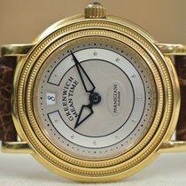 Parmigiani Fleurier Toric GMT in 18k Yellow Gold Full Set