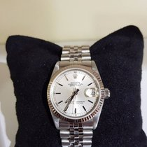 Rolex Lady-Datejust 31mm argentè - box and warranty 1 year