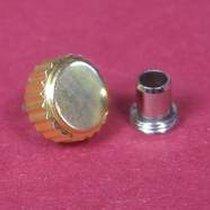 Wasserdichte vergoldete Krone mit Tubus Durchmesser: 6,00mm
