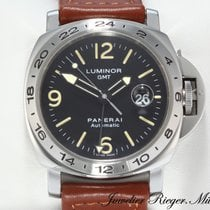파네라이 (Panerai) Luminor GMT PAM00023 Stahl Automatik