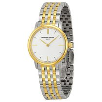 Frederique Constant Ladies FC-200S1S33B Slimline Watch
