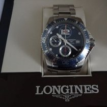 Longines Men's watch, Longines Hydro Conquest chronograph,...
