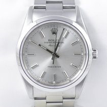 Rolex Air King Precision Stahl Automatik Oysterband AirKing