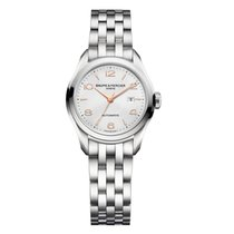 Baume & Mercier Damenuhr Clifton 10150