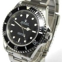 Rolex Submariner Edelstahl No Date Ref. 14060 T Serie 1997