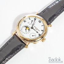 Patek Philippe 5054J-001 18k Yellow Gold Moon Phase Watch...