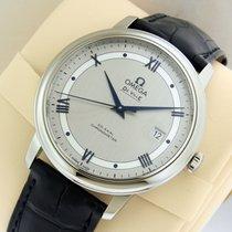 Omega De Ville Co-Axial Chronometer 424.13.40.20.02.003 Silver...