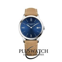 Baume & Mercier Classima  10385  Quartz Blue Dial  40mm T