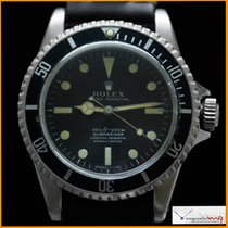 Rolex Submariner Pointed Crown Guard Ref 5512 Dial four Lines ...